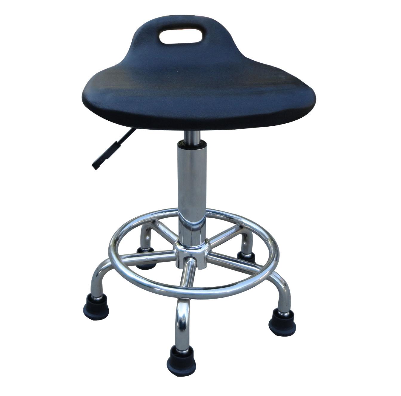 XL-203B  PU发泡防静电小拉手椅